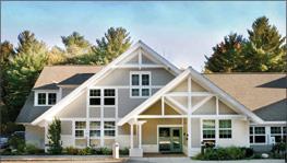 Photo of Lamprey Health Care, Raymond, NH